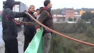 """Прыжок с моста """"Бегущая лань"""""""