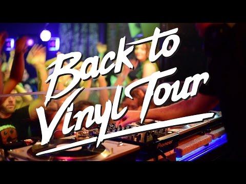 Back To Vinyl Tour | Bad Boy Bill + Richard Vission