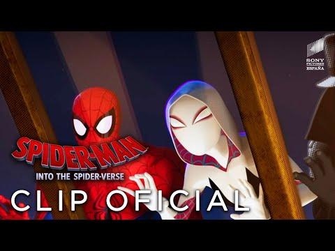 SPIDER-MAN: UN NUEVO UNIVERSO. Spider-Ham. Ya en cines.