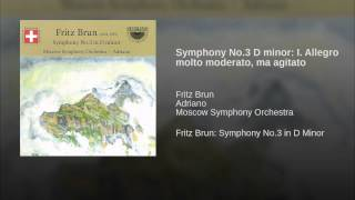Symphony No.3 D minor: I. Allegro molto moderato, ma agitato