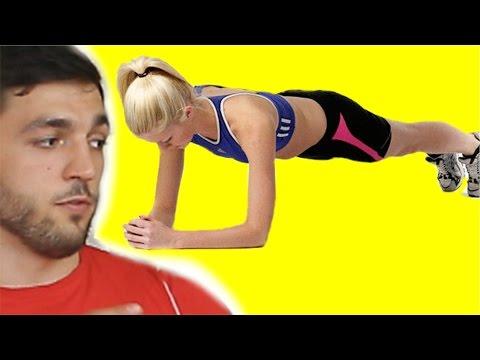 Эффективные и удобные упражнения для плоского живота