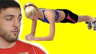 Упражнение планка как правильно делать для пресса и отзывы соревнования