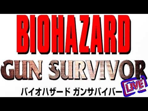 Desempoeirando Jogos: Biohazard Gun Survivor(Resident Evil Gun Survivor)