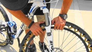 britek ERW Bicycle Big Kahuna bike shop demo