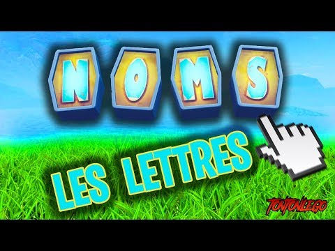 """trouver-visiter-les-lettres-""""-n-o-m-s-""""-pleasent-park-wailing-wood-dusty-divot-grease-retail"""