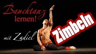 Bauchtanz für Anfänger | Zimbeln lernen mit Zadiel | Zil, Zills, Egyptian finger cymbals, Sagat