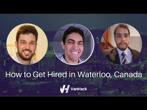 How to get Hired in Waterloo