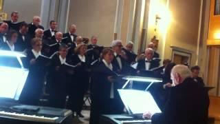 Coro Puccini Chieti 22 dicembre 2013 Concerto Chiesa Sacro Cuore