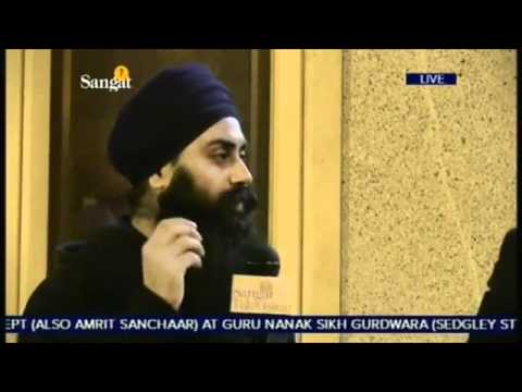 Sikhs Defend UK Gurdwaras UK Riots & How Shaheed Sant Bhindranwale Inspired the UK's Sikhs