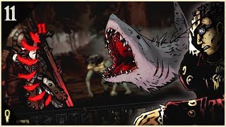 SUNWARD ISLES. IS THAT A SHARK?   Modded Darkest Dungeon 2020 Campaign   Let's Play   Part 11  