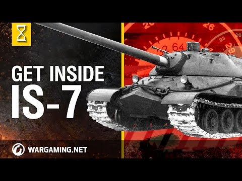 Inside the Chieftain's Hatch: IS-7 Part 2