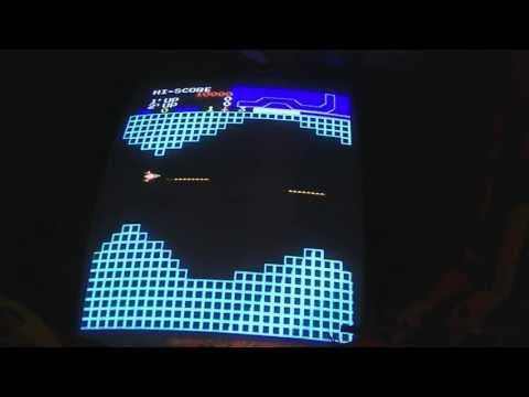 Vanguard Arcade Cabinet Gameplay