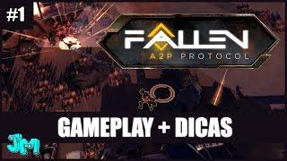 Fallen A2P Protocol - Gameplay com muitas dicas #1 - Português - PT-BR