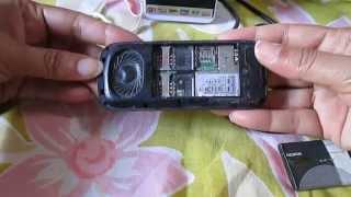 Ligando celular sem bateria