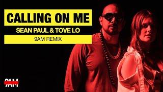 Sean Paul, Tove Lo - Calling On Me (9AM Remix)