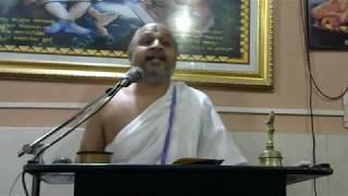 """""""Sri Krishna Ashtaka (Palayachuta)"""" Day 01    05 Dec 2017"""