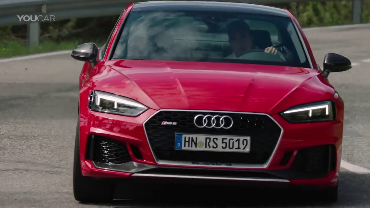 Best Cars: Audi RS5 Coupe (2017) BMW M4 killer? - YouTube