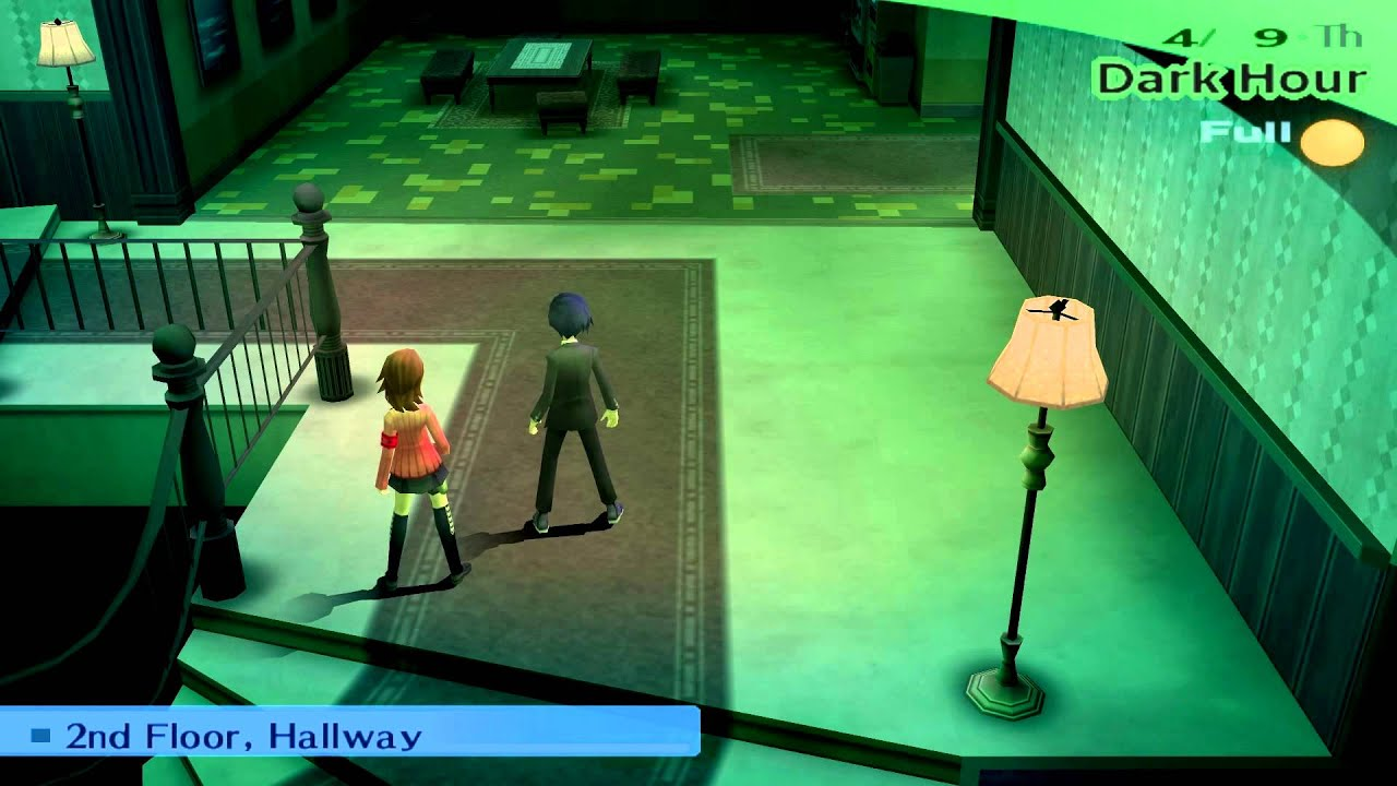 Video - Persona 3 FES The Journey Full Moon Magician