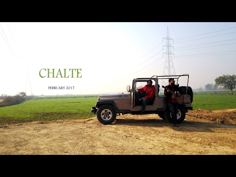 Chalte Chalte Song 2017  I Alif Band I Must Watch
