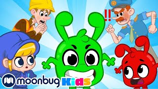 Orphle causes CHAOS in The City !   Magic Pet videos for Kids   My Magic Pet Morphle