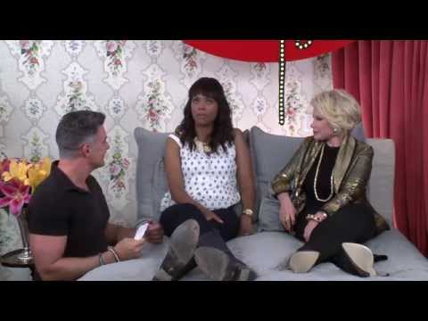 In Bed With Joan   Episode 18  Aisha Tyler