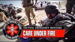 Care Under Fire - Combat medicine - Peshmerga / Academy of Emergency Medicine  (Graphic content)