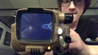 Fallout 4 Pipboy 3000 Bluetooth edition review