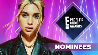 E! People's Choice Awards 2020 | Nominees