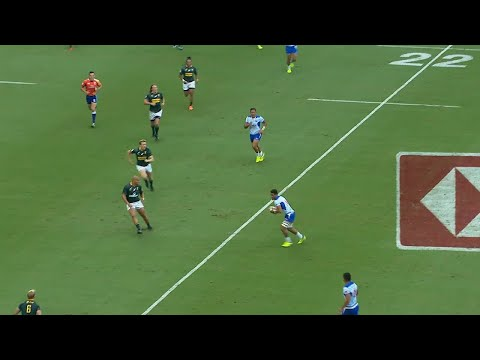 Seven amazing tries from Singapore rugby sevens