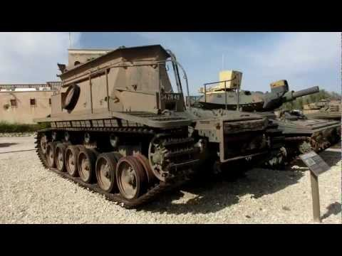 British Centurion BARV - Beach Armored Recovery Vehicle