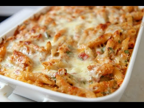 Baked Ziti With Spinach - Ep 409