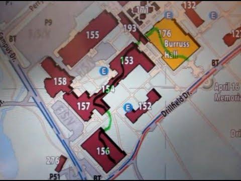 Virginia Tech Underground- from Davidson to Burruss