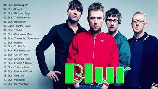 Best Songs Of Blur - Blur Greatest Hits Full Album 2020 - Blur Full Playlist 2020