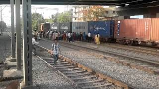 Indian Railways: Accident Waiting to Happen at Level Crossing