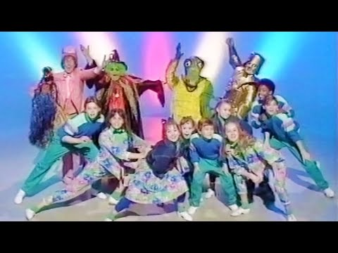 Rod Hull, Grotbags and Emu's Pink Windmill Kids: Youth and Experience