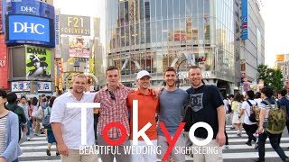 TOKYO: Japanese Wedding & Exploring the City   4K