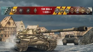 World Of Tanks IS-7 10 000 Damage.. Can