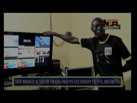 NEW BRIDGE ACADEMY VISIT TO NTA ABEOKUTA 16/11/2019