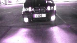 My BMW ///M3 E36 Disco headlights Action (Russian DnB) Русский DnB [Original Video]