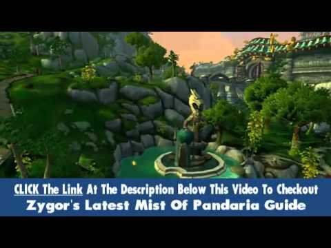 zygor guides mist  pandaria leveling guide  loremaster guide youtube