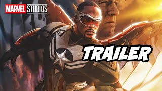 Falcon and Winter Soldier Episode 6 Finale Trailer - Post Credit Scene and Marvel Easter Eggs