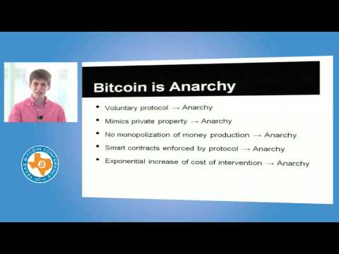 Michael Goldstein - Bitcoin: An Experiment in Anarchism
