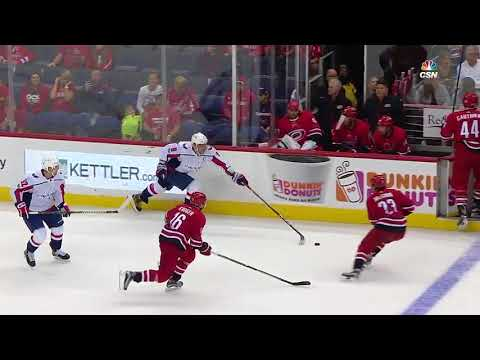Carolina Hurricanes vs Washington Capitals - September 23, 2017 | Game Highlights | NHL 2017/18