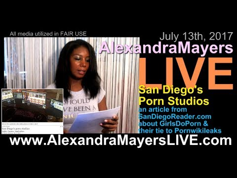 Alexandra Mayers LIVE: an article that links GirlsDoPorn to Pornwikileaks & organized crime