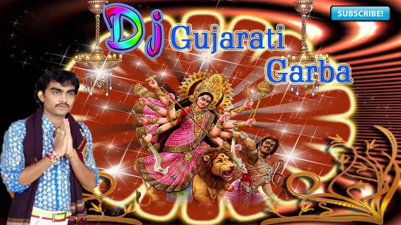 Jignesh Kaviraj Garba | Gujarati DJ Garba | Nonstop Garba | Full Audio Songs