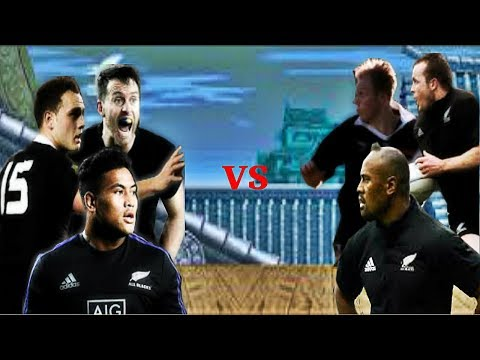 All Blacks Back 3 | Greatest of All time.