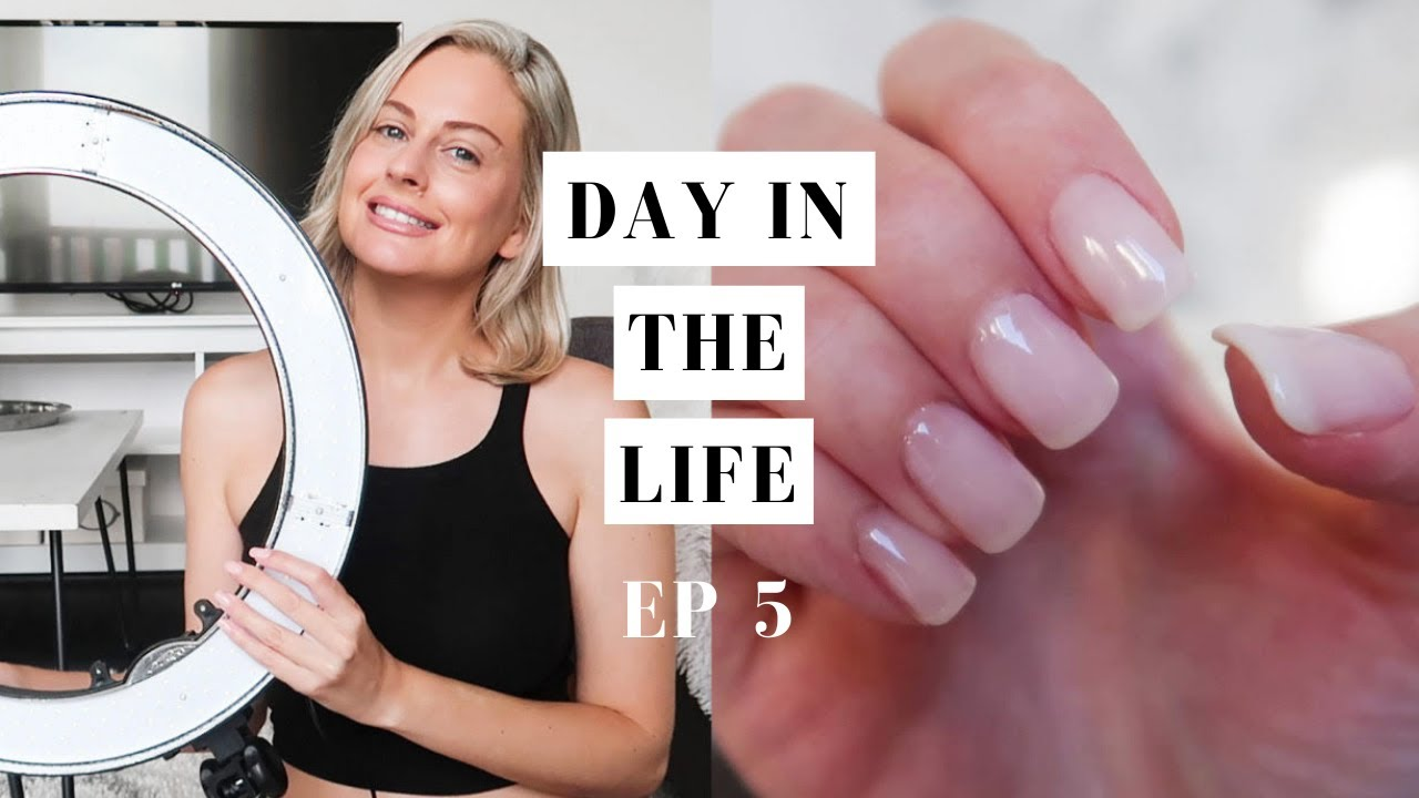 DAY IN MY LIFE: HEALTHY GROCERY HAUL, RING LIGHT UNBOXING + DRIVE WITH ME!