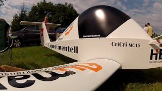 RC CriCri MC 15 scale 1 1