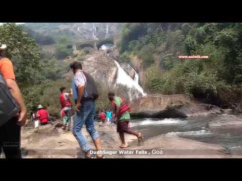 DudhSagar water Falls , Goa