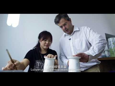 My China——Lavender Ceramist